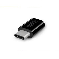 Cáp OTG Belkin F2CU058btBLK Type C to Micro USB