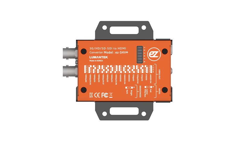 Converter HDMI to SDI Lumantek  ez-HSV +