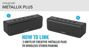 Loa Bluetooth Creative Metallix Plus ( khuyến mãi sốc)