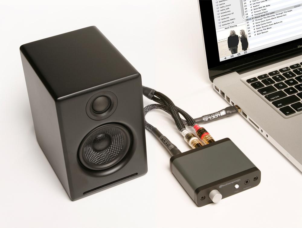Bộ giải mã DAC Audioengine D1 Premium 24-bit