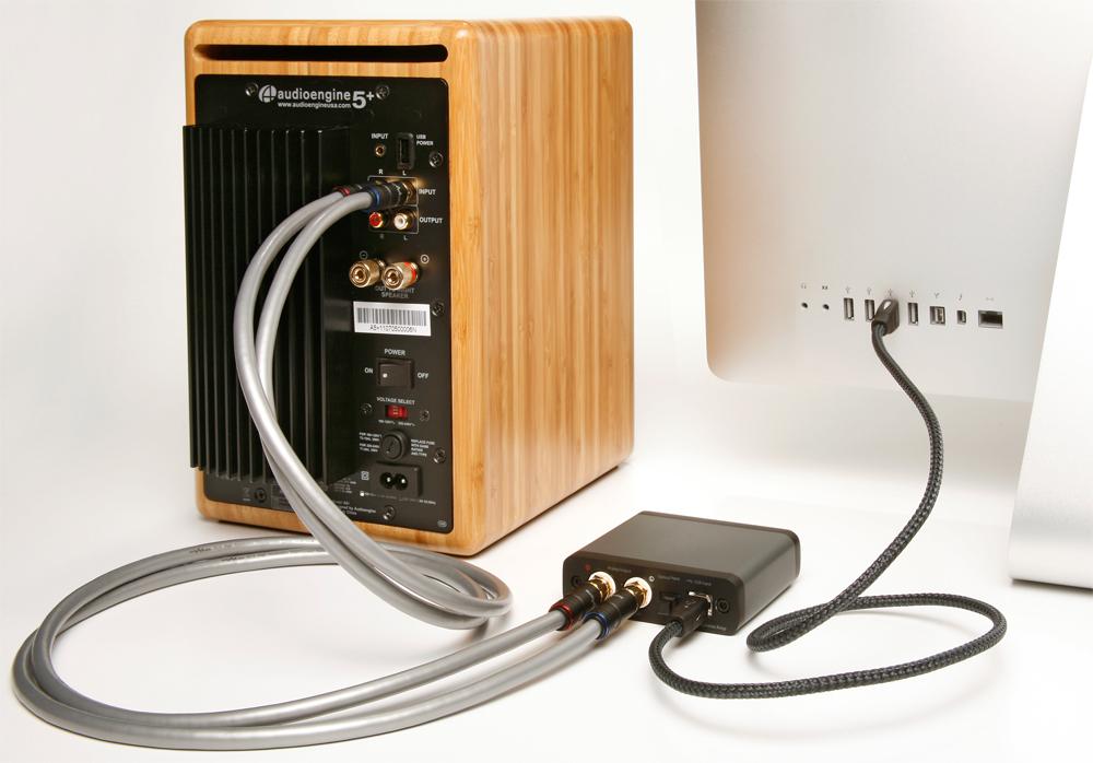 Bộ giải mã DAC  Audioengine D1