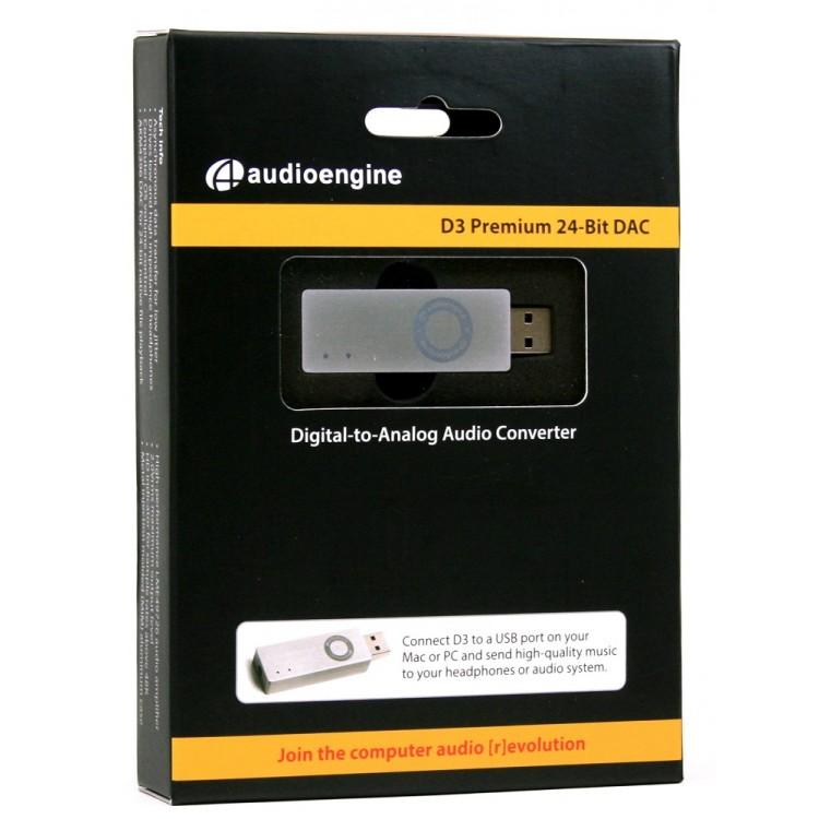 Bộ giải mã DAC Audioengine D3