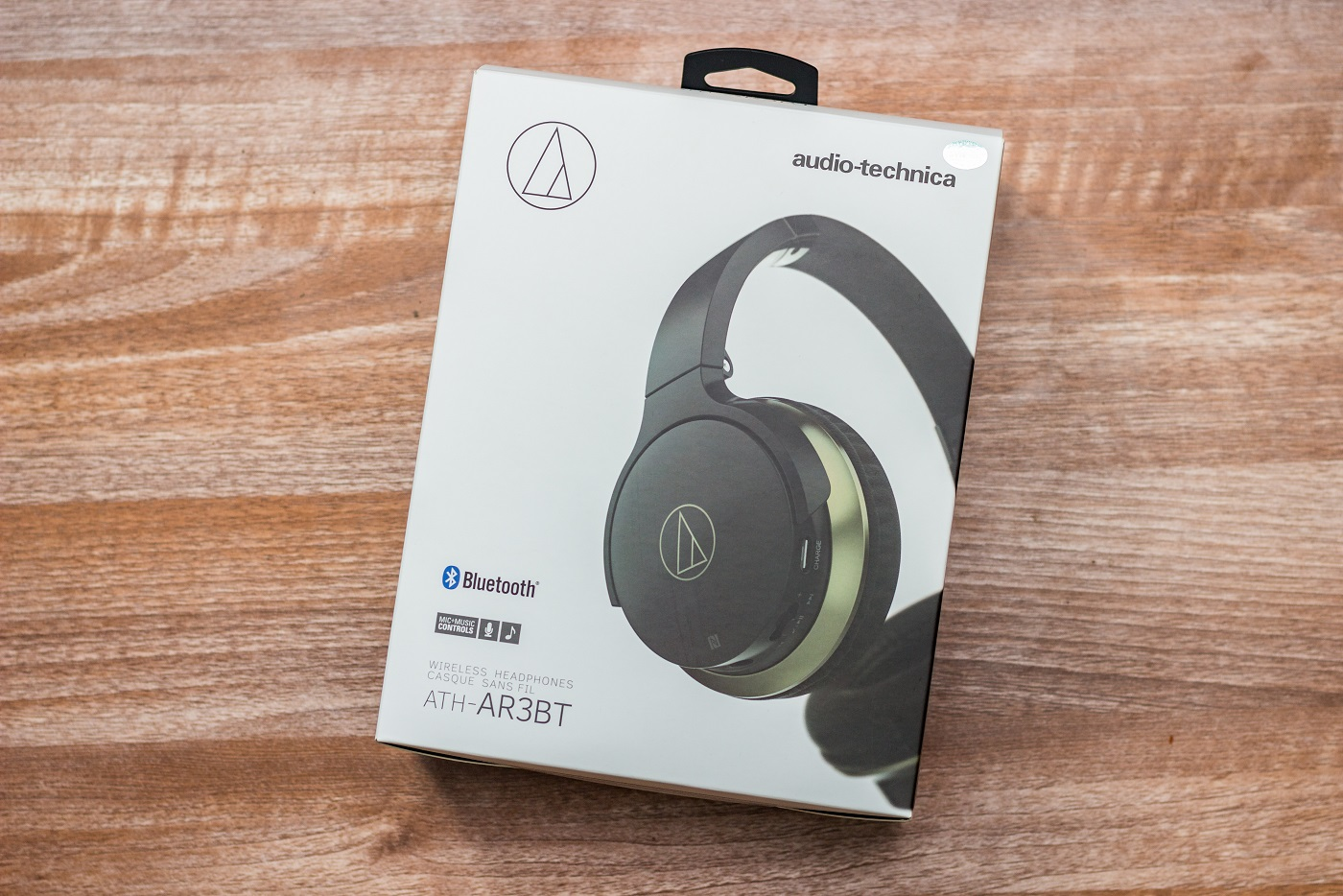Tai nghe Audio-Technica ATH-AR3BT