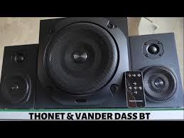 Loa Bluetooth Thonet and Vander Speaker DASS BT