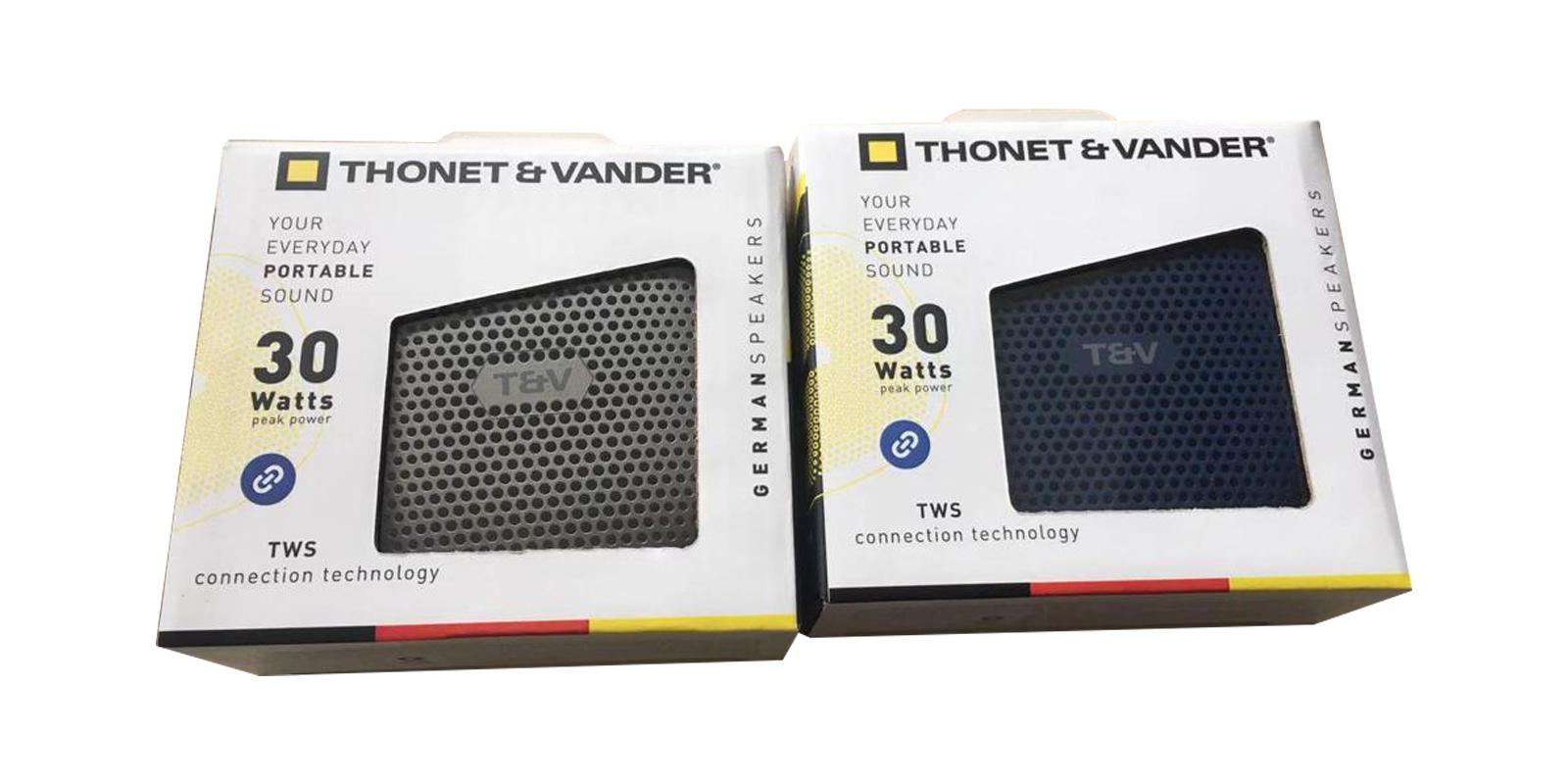 Loa Bluetooth Thonet Vander Duett