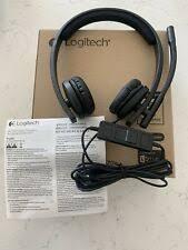 Tai nghe Logitech H570e ( kết nối cổng usb)- Hàng chính hãng