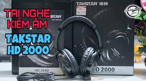 Tai nghe kiểm âm Takstar HD2000