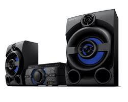 Hệ thống âm thanh công suất lớn M40D với DVD