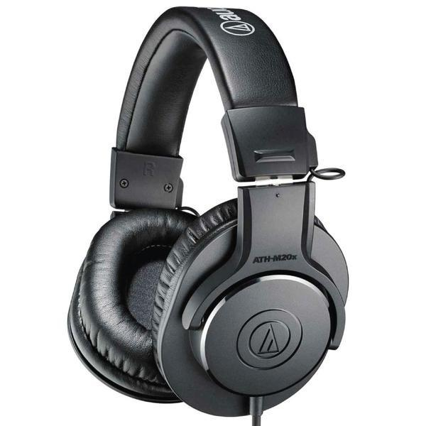 Tai nghe Audio Technica ATH-M20x