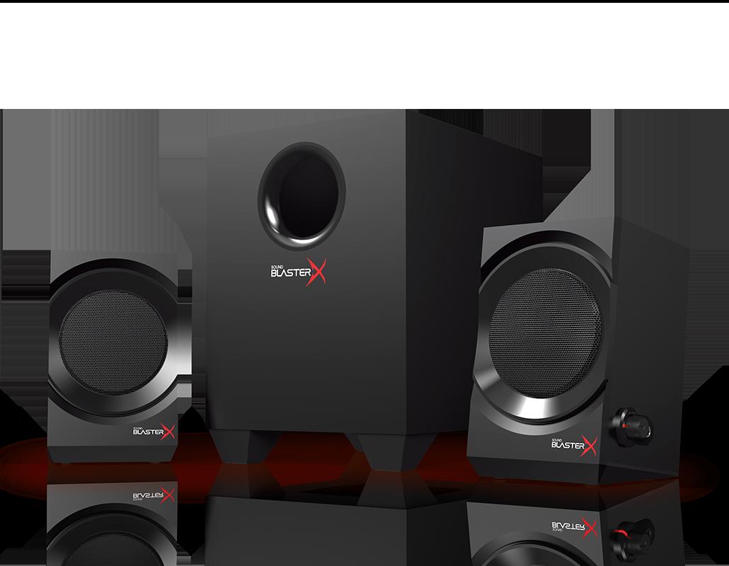 Loa Creative Sound BlasterX Kratos S3