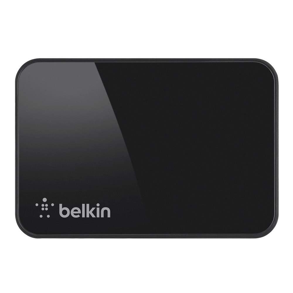 Hub Chia Cổng USB 3.0 Belkin F4U058tt Mở Rộng 4 Cổng Chuẩn Truyền SuperSpeed