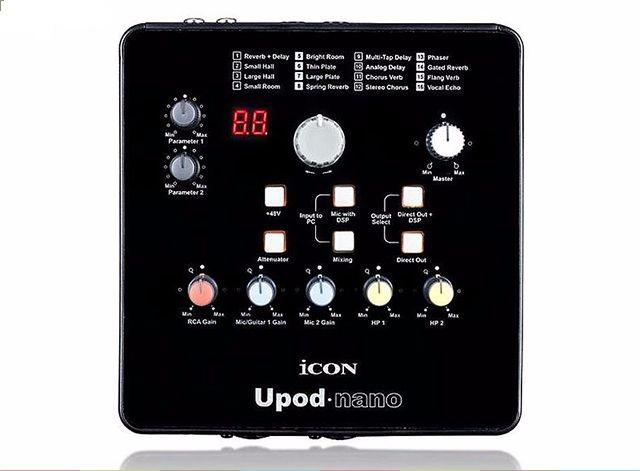 Card âm thanh Icon Upod Nano