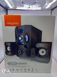 Loa vi tính Creative SBS E2900( tặng tai nghe)