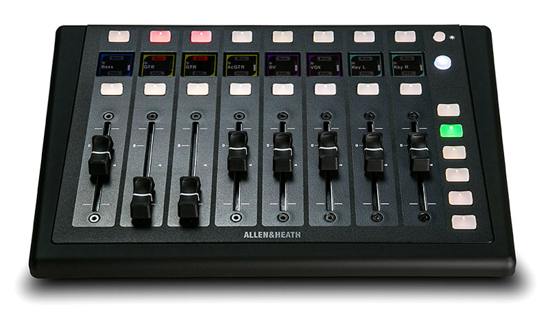 ALLEN HEATH DLIVE IP8