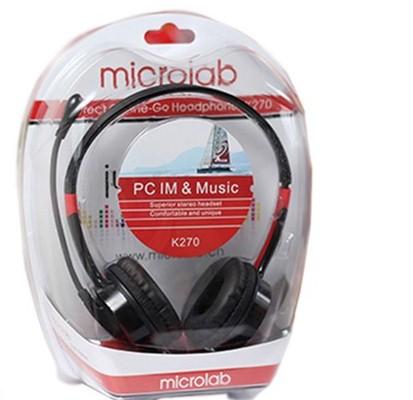 Tai Nghe Microlab K270