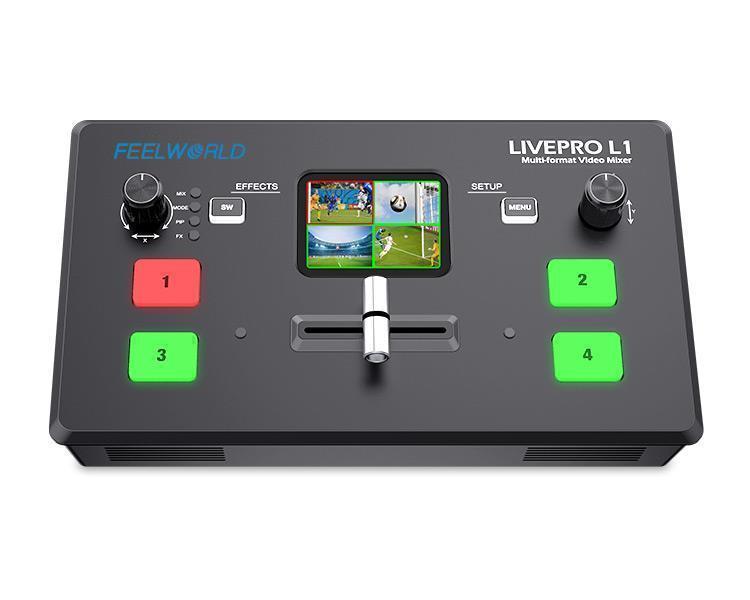 Bàn trộn video Feelword Livepro L1 V1