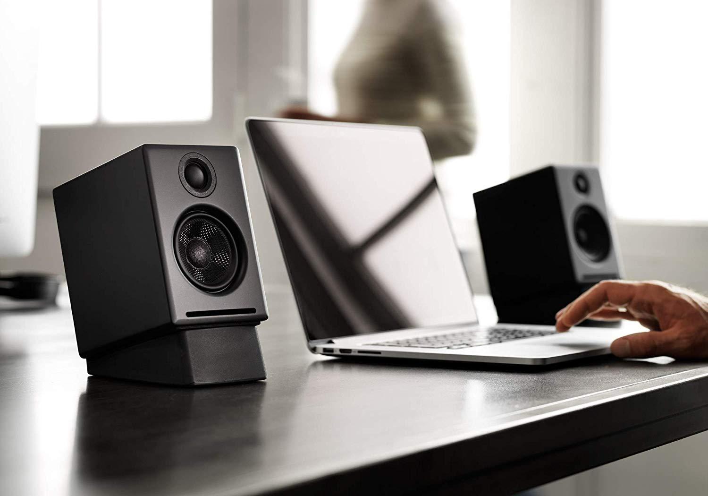 Loa Audioengine A2+ Wireless (Black)( KHUYẾM MÃI HÈ- GIẢM GIÁ SỐC)