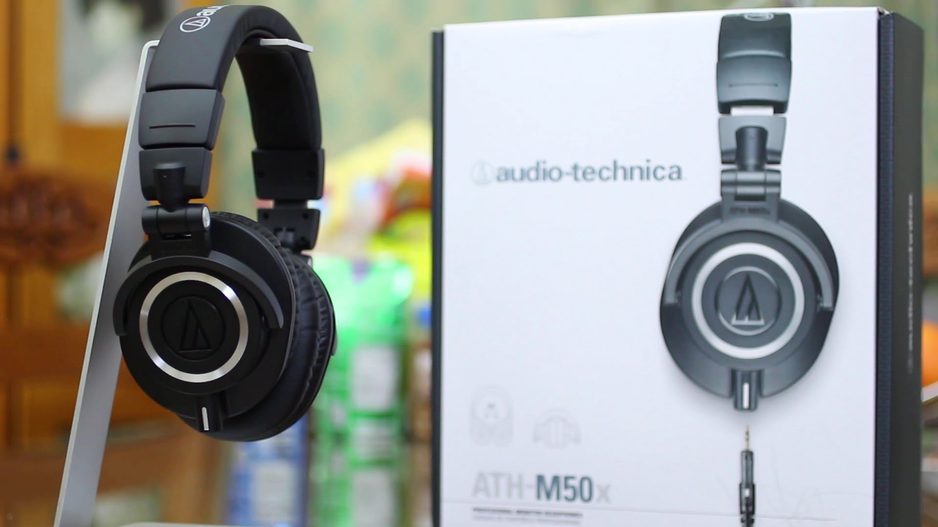 Image result for Audio Technica ATH-M50X