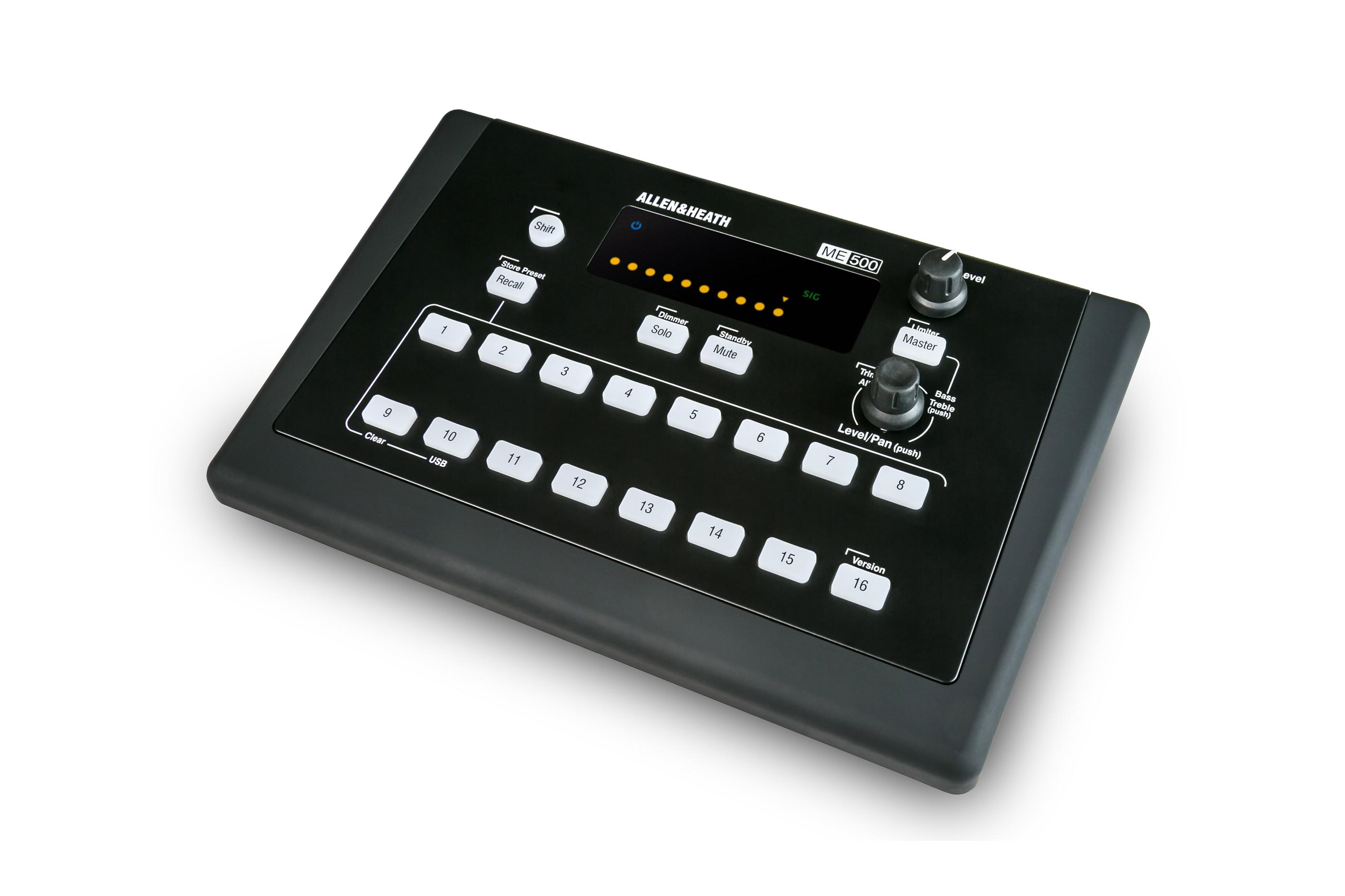 Mixer Allen & Heath ME-500