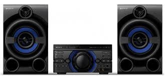Hệ thống âm thanh công suất lớn M60D với DVD