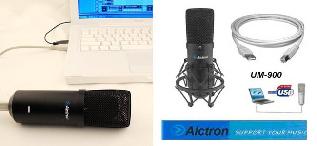Micro thu âm USB Alctron UM900