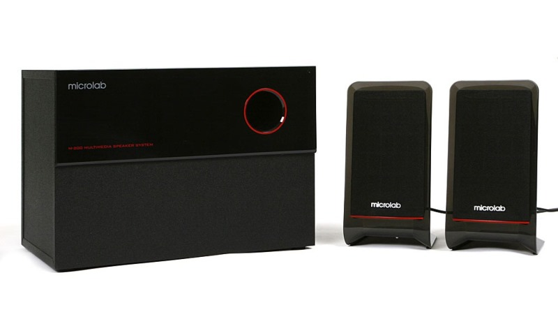 Loa Microlab M200/2.1