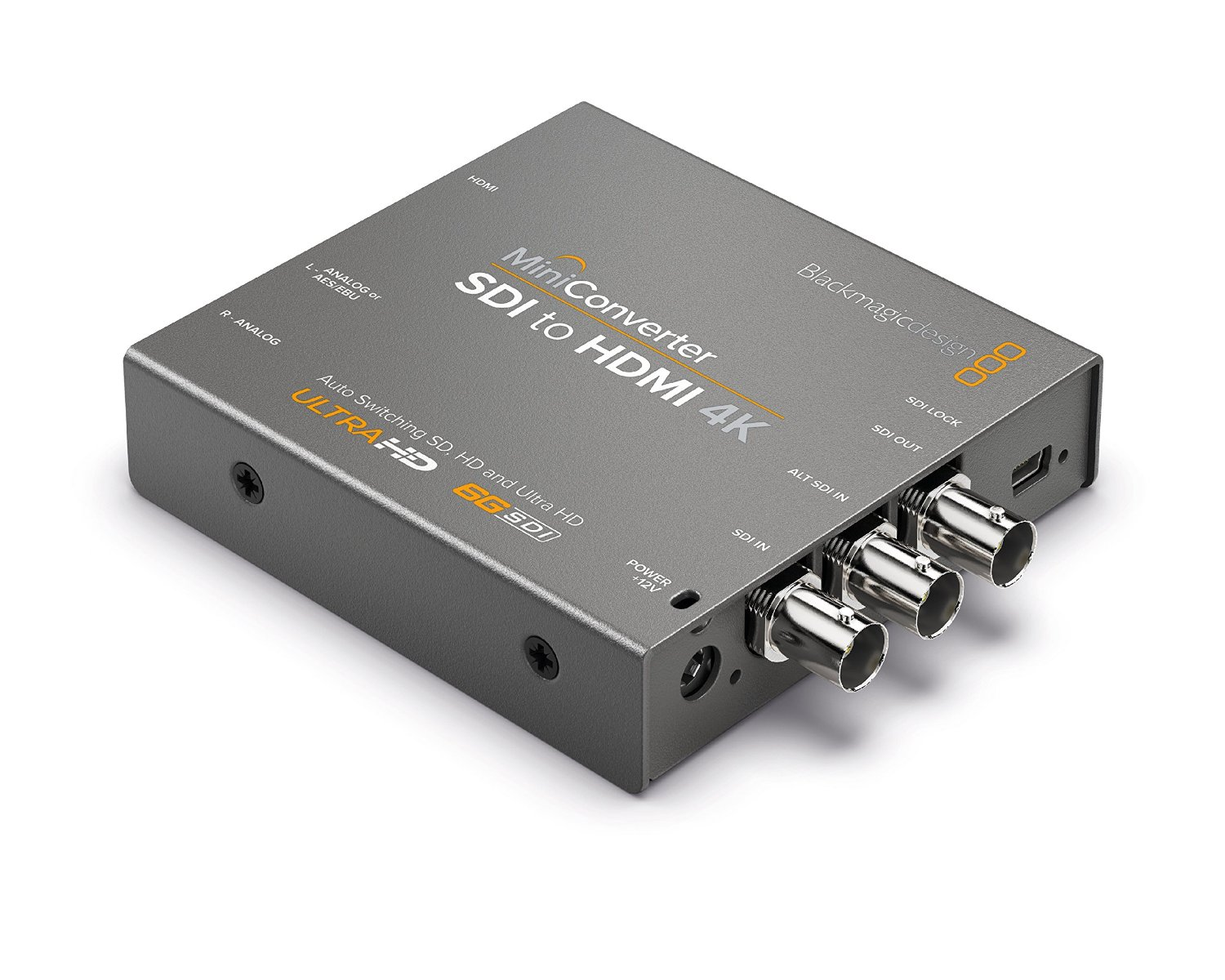 Mini Converter SDI to HDMI 4K