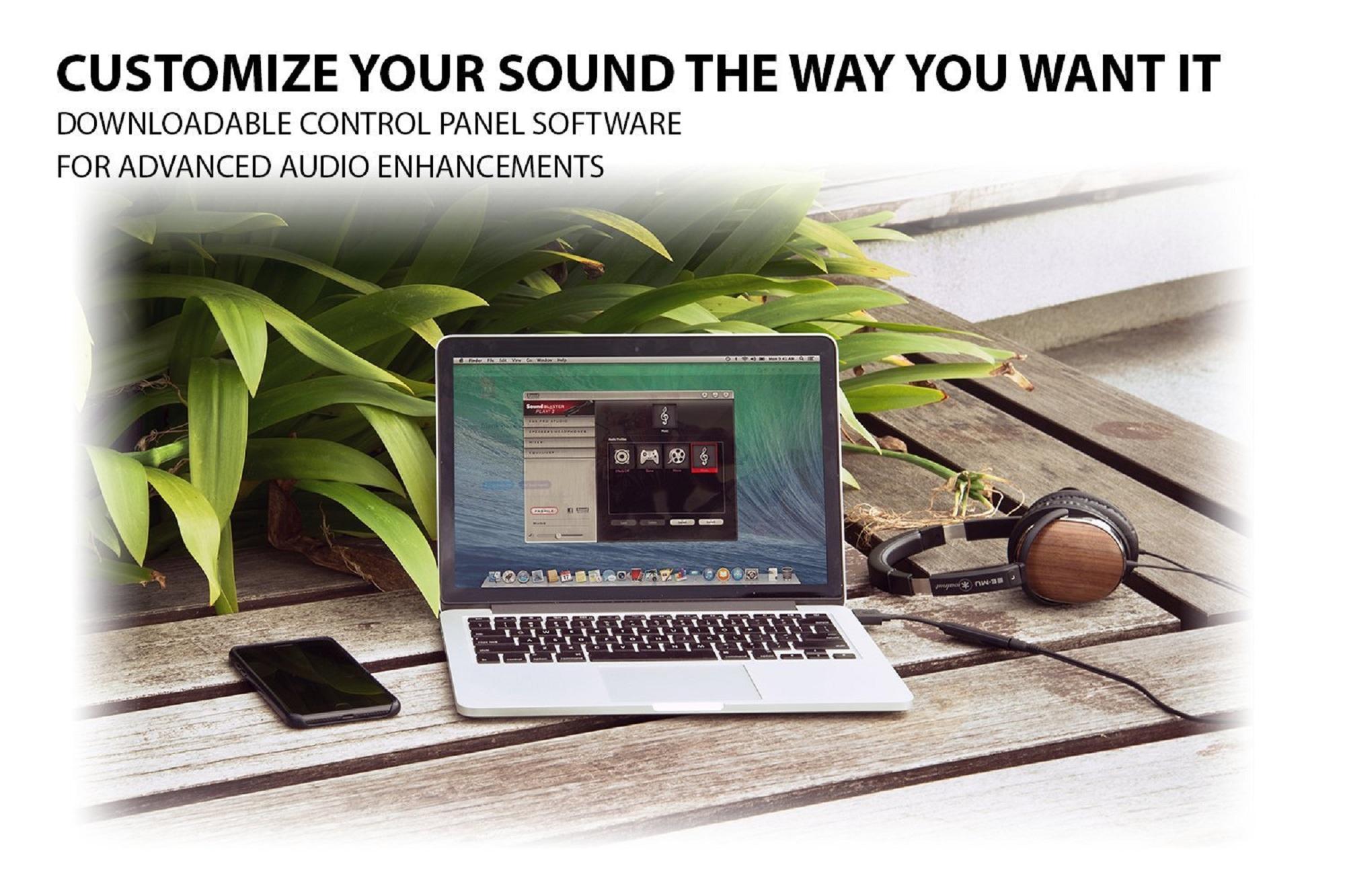 Card âm thanh Creative Sound Blaster Play 3
