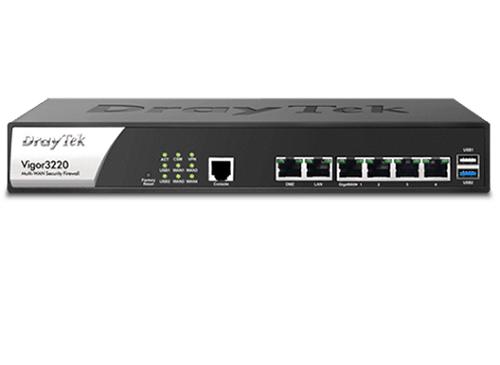 Router DrayTek Vigor 3220- Hàng chính hãng