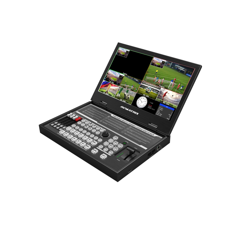 Bàn trộn Video AVMatrix PVS0615U (New 2020)