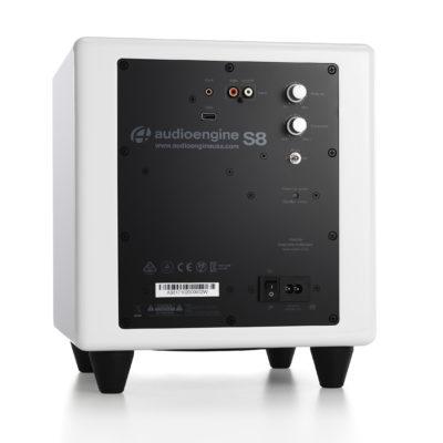 Loa Audioengine  S8 ( Trắng) - Khuyến mãi cuối năm