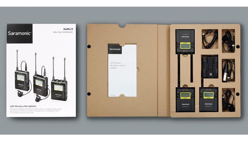 Micro saramonic UWMIC 9 Kit2