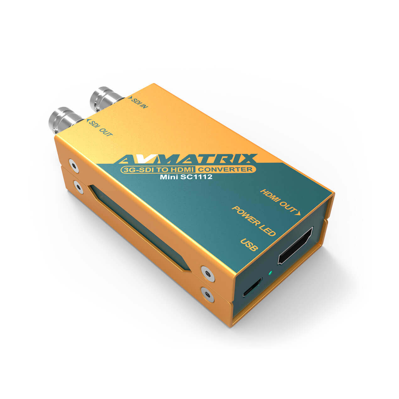 Bộ Converter Mini 3G-SDI to HDMI  Avmatrix  SC1112