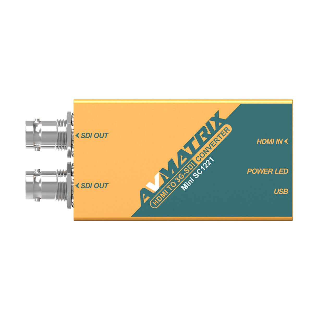Mini Conveter Avmatrix  HDMI to 3G SDI   SC1221