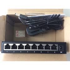 APTEK Switch SG1080-8 Port Gigabit- Hàng chính hãng