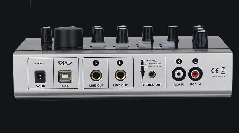 Card  âm thanh  Alctron U16K MK III