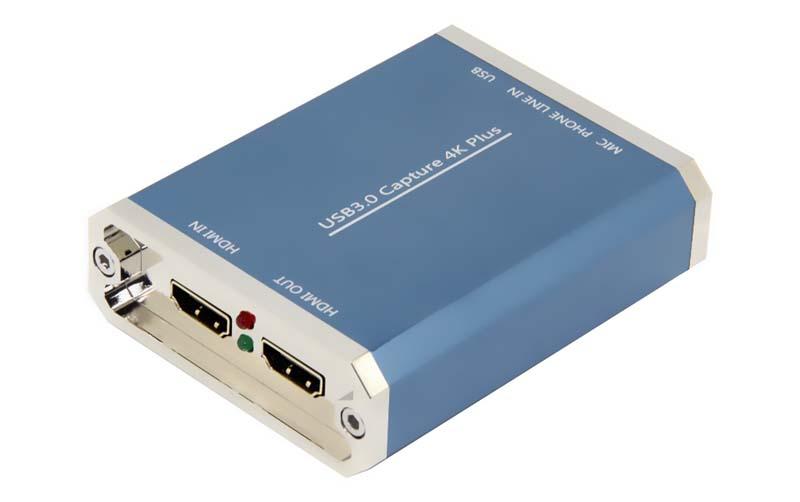 Card capture Unisheen 4K UC4000A