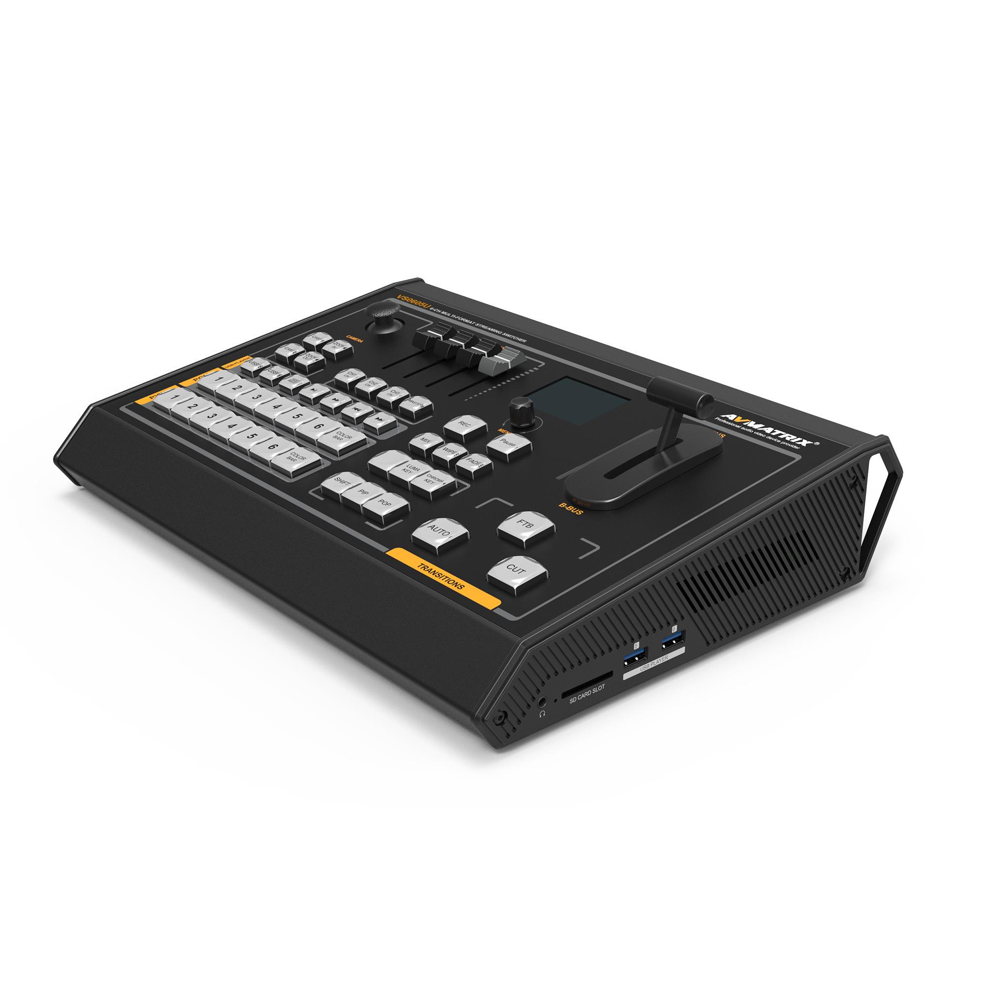 Bàn trộn Video AVMatrix VS0605U