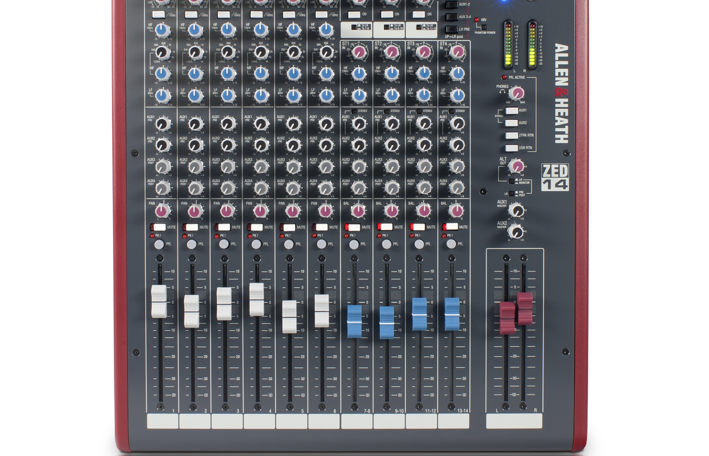 Mixer Allen  Heath ZED-14(1402)