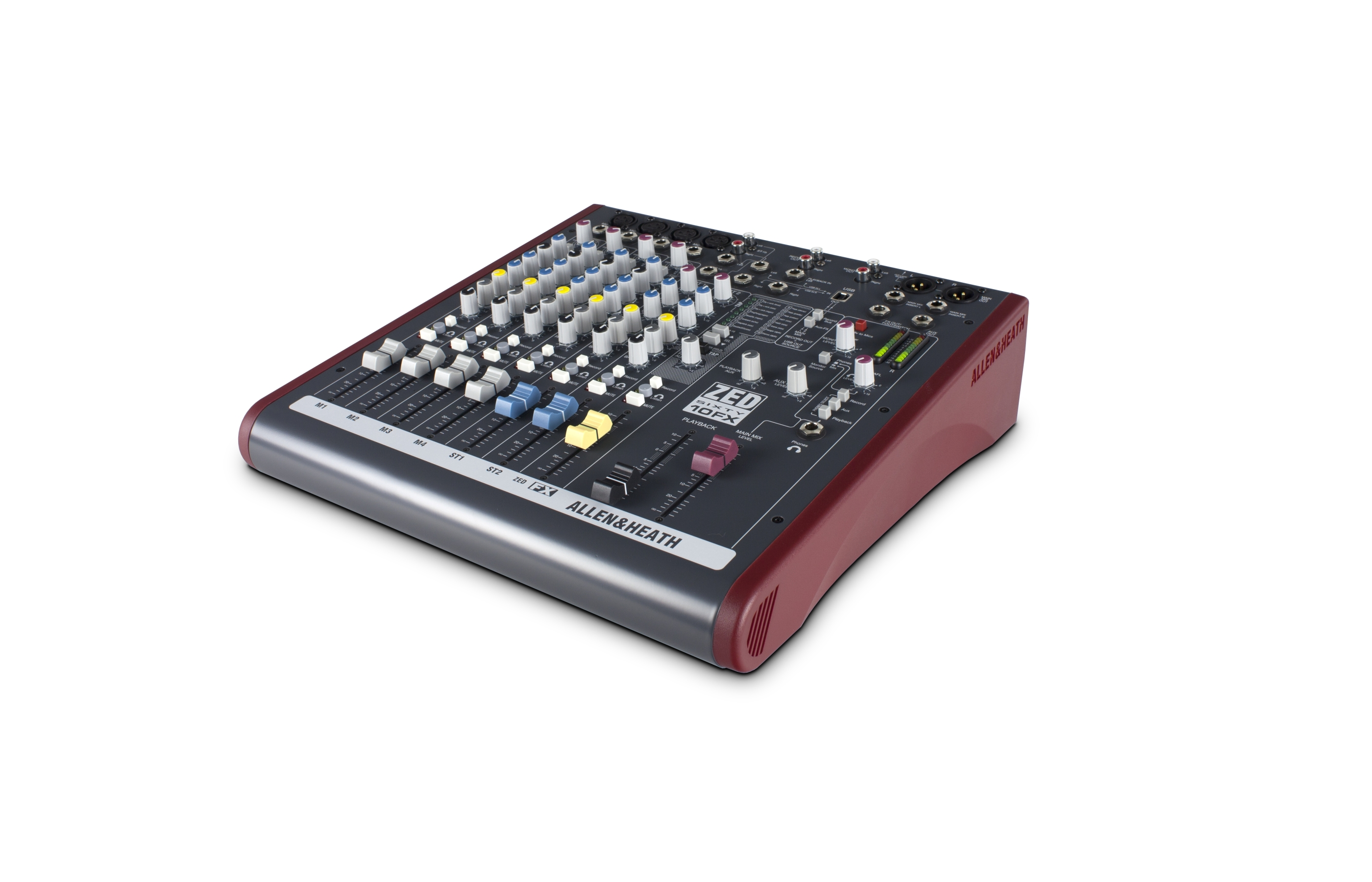 Mixer Allen Heath ZED60-10FX