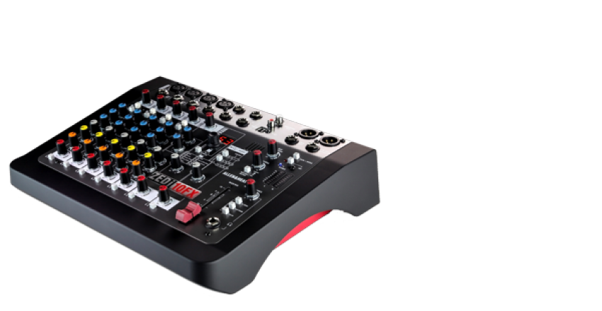 Mixer Allen & Heath ZEDi-10FX