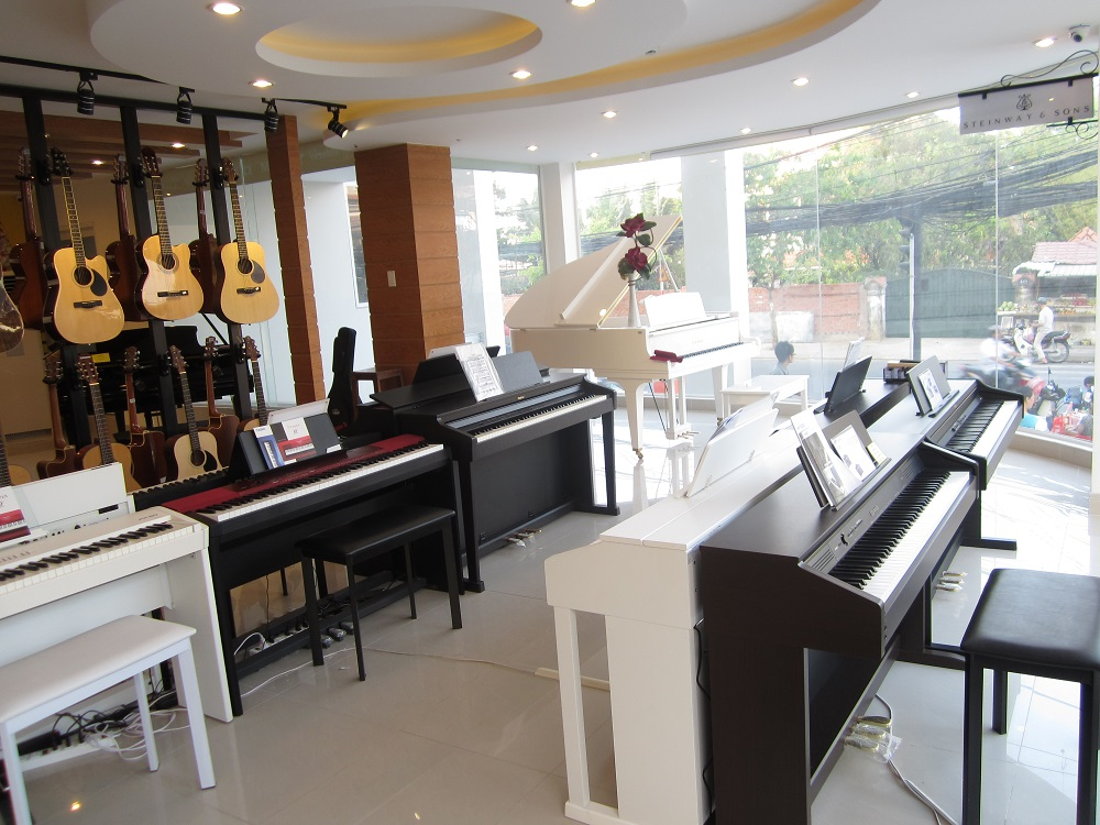 Showroom Enjoy Music 5