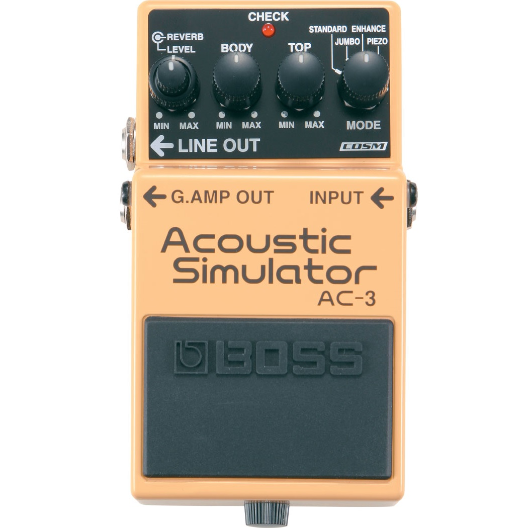 Boss AC-3 Acoustic Simalator