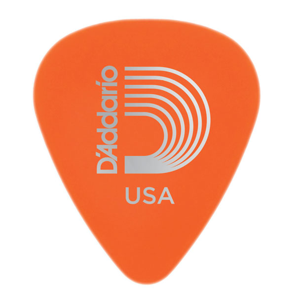 Phím Đàn Guitar D'Addario Duralin, Light