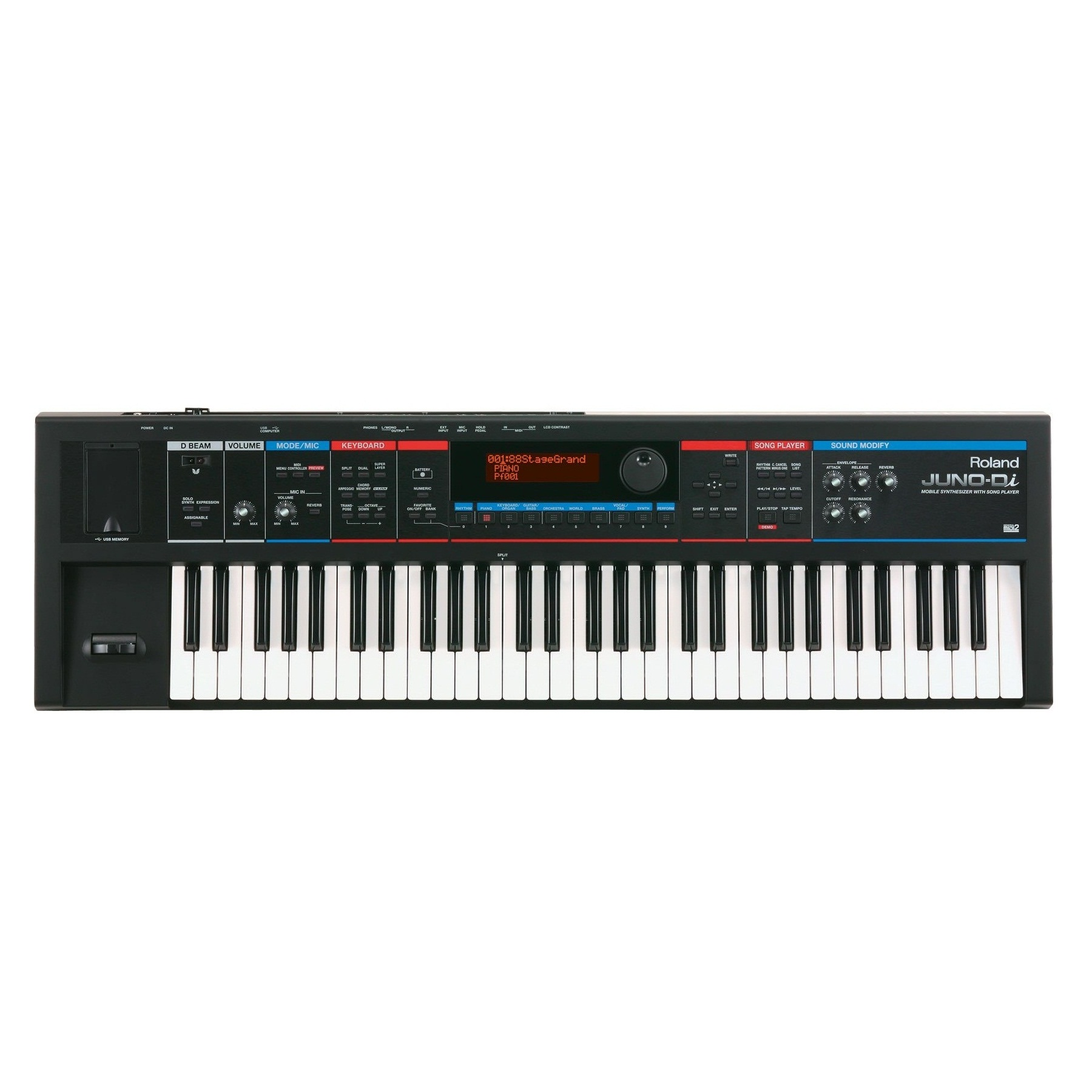 Roland JUNO-Di Mobile Synthesizer