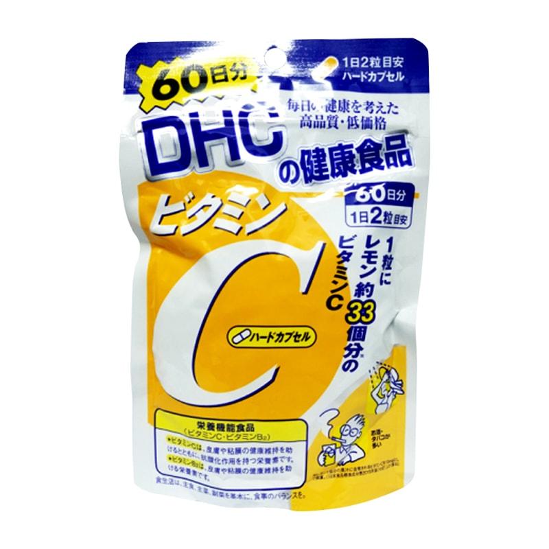 Hàng Nhật - Viên uống DHC bổ sung Vitamin C 120 viên