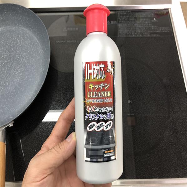 Dung dịch tẩy rửa bếp từ cao cấp Kaneyo IH Cleaner 300g