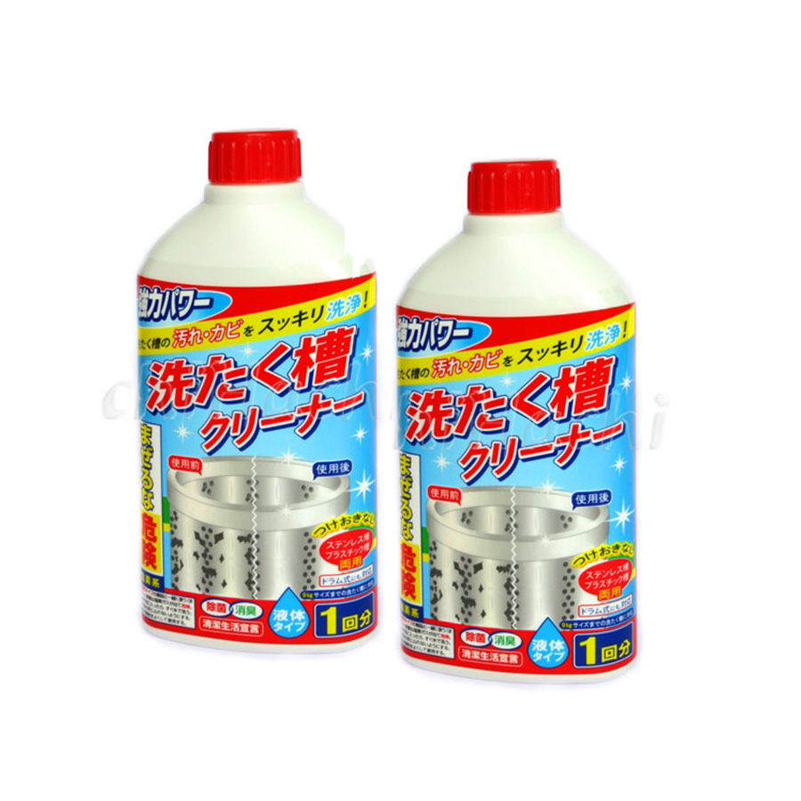 Nước tẩy lồng giặt 400ml  KyoWa - Sakuko
