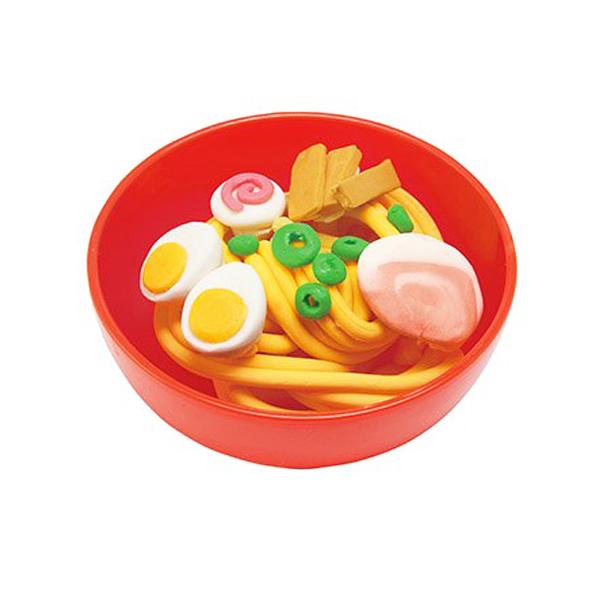 """Bộ đồ chơi đất nặn bằng bột gạo mẫu """"Tạo hình Mỳ Ý, sủi cảo"""" GINCHO"""
