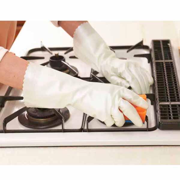 Găng tay rửa bát kháng khuẩn chống mồ hôi SHOWA size L